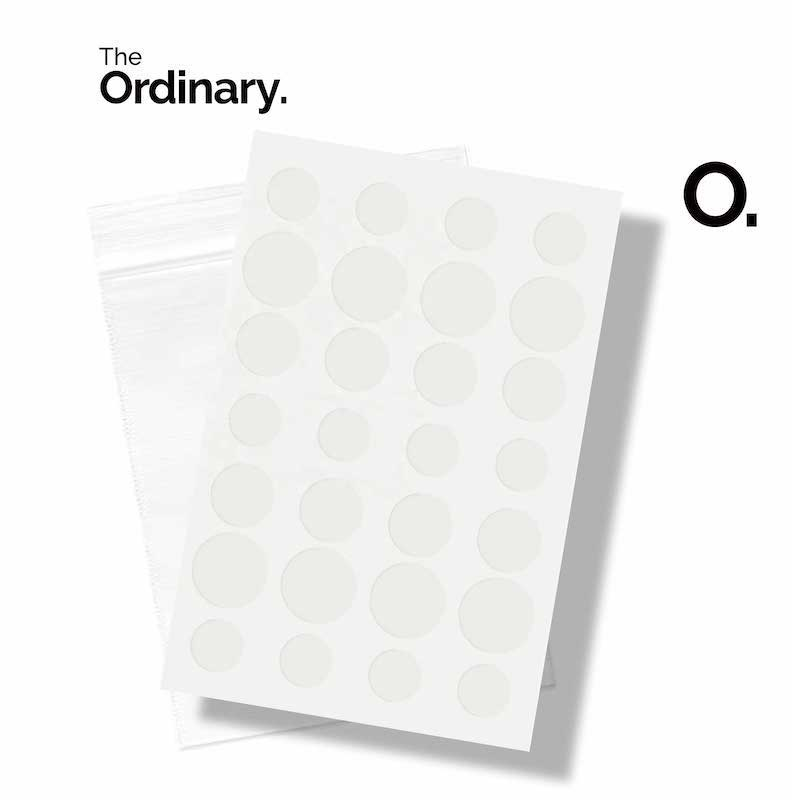 The Ordinary  36Pcs BHA Acne Pimple Patch Salicylic Acid Acne Treatment Stickers Blemish Face Mask Acne Tag