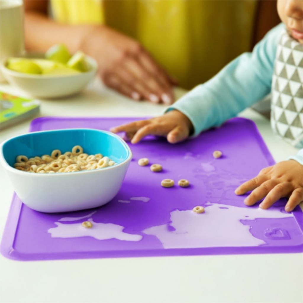 Munchkin Spotless ™ Silicone Placemats