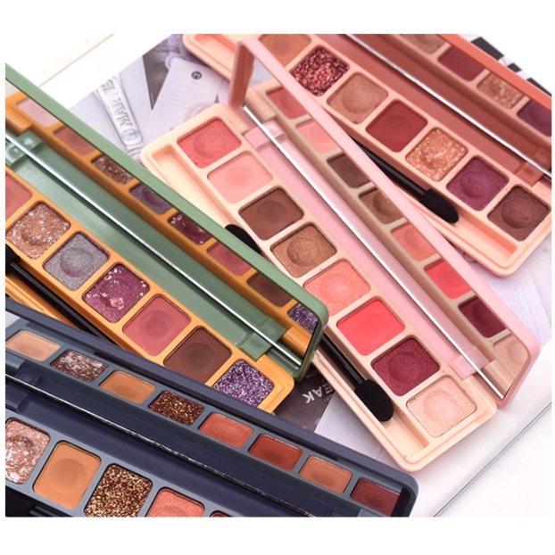 Lameila 8Color Long-lasting Eyeshadow Palette LIMITED EDITION #3051
