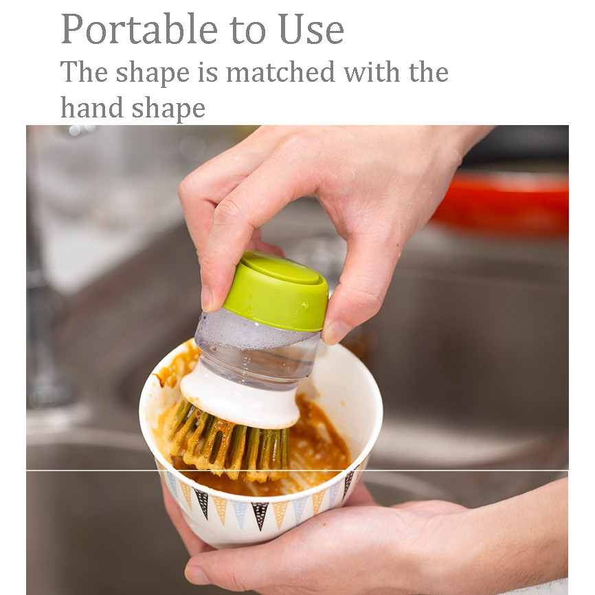 Soap Dishes with Liquid Brush