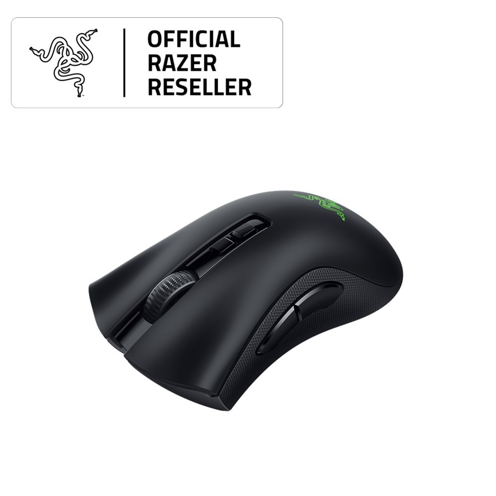 Razer DeathAdder V2 Pro - Wireless gaming mouse with best-in-class ergonomics