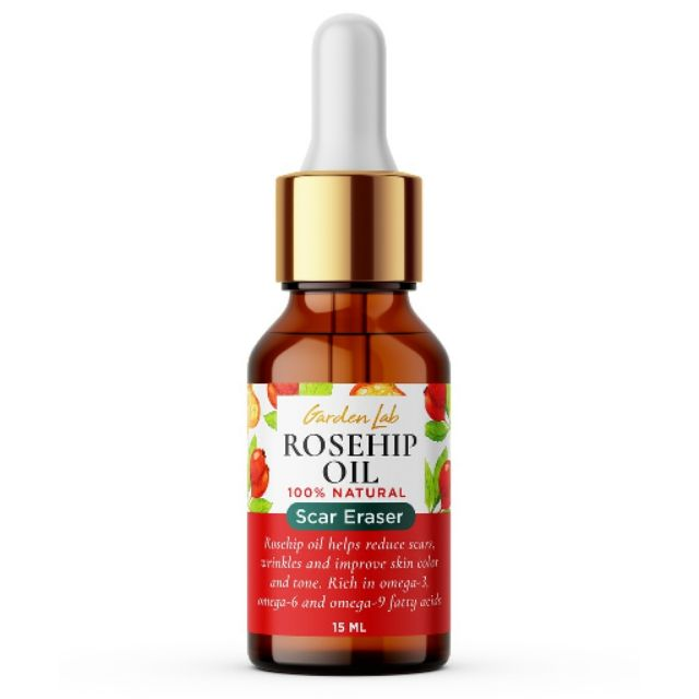 Garden Lab Rosehip Oil for Blemishes and Dark Spots 15ml