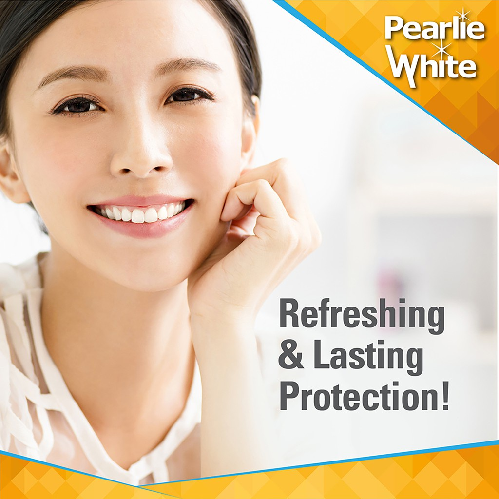 Pearlie White Chlor-Rinse Antiseptic Mouth Rinse 250ml