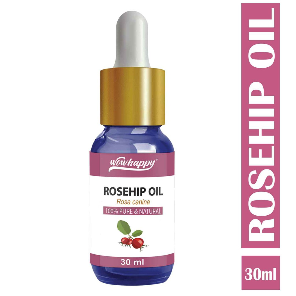 Wowhappy 100% Pure Rosehip Oil For Acne And Scars