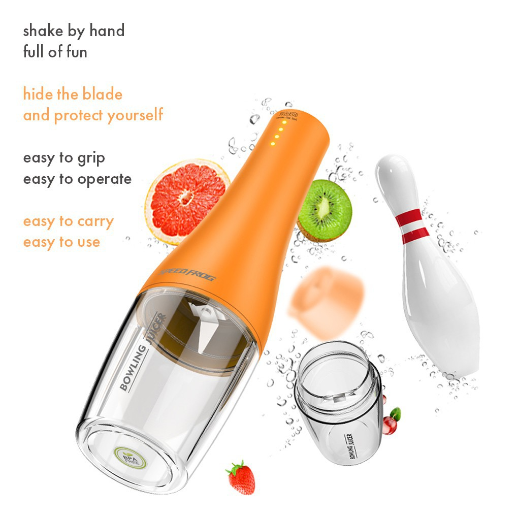 Inone Juice Portable Mini Personal Blender Juicer USB Rechargeable