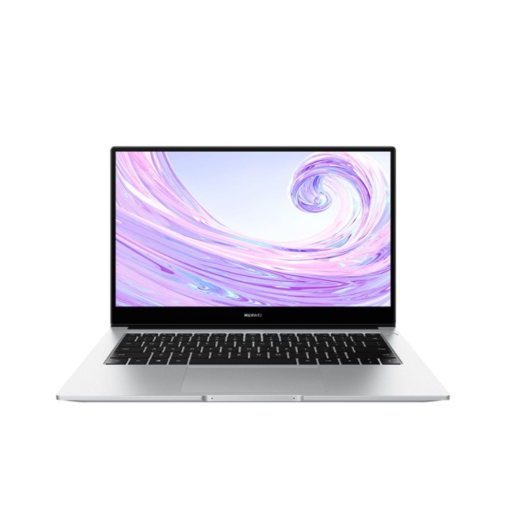 HUAWEI MateBook D14 Laptop [Intel i5/8GB/512GB] | FREE Backpack + Mouse | 14-Inch FullView Display