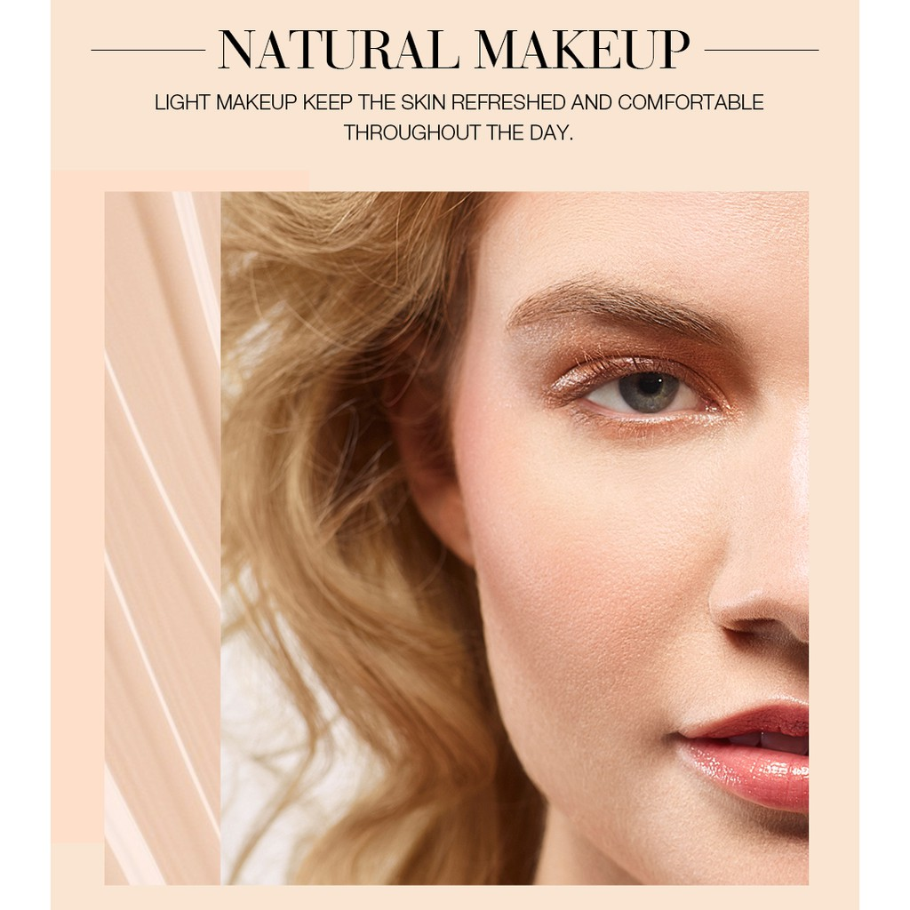 O.TWO.O Perfect Full Cover BB Cream 30ml Foundation Makeup Non-marking concealer natural 4 colors