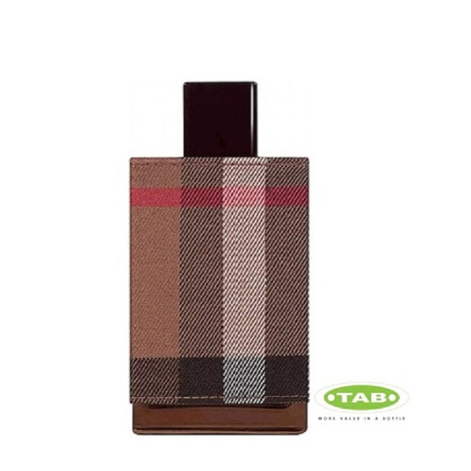 BURBERRY London for Men EDT 30ml | 50ml | 100ml [30ml CLEARANCE. Manufacture Mar 2011]