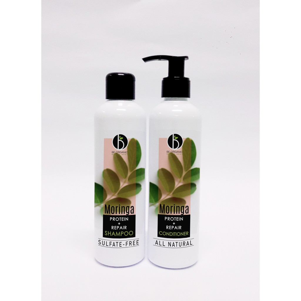Be Organic All Natural Moringa Conditioner 250ml For Colored & Curly Hair