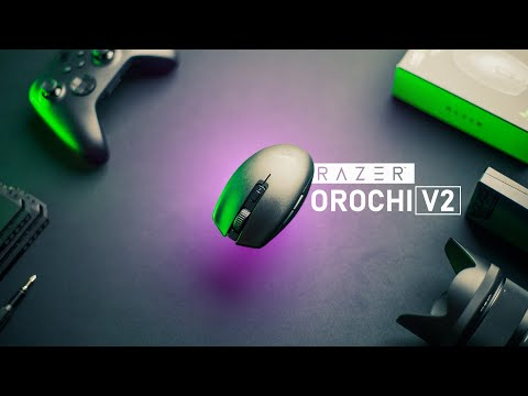 Razer Orochi V2 Review - The PERFECT Wireless Gaming Mouse?