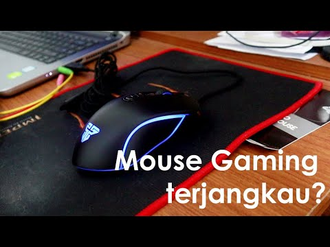 Fantech Gaming Mouse X9 THOR | Unboxing Indonesia