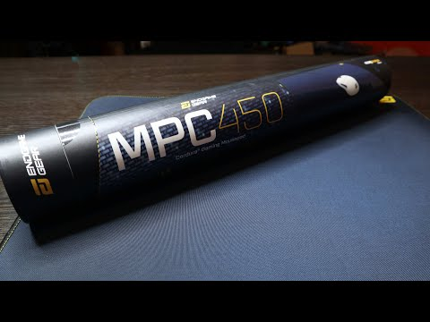 One of the best Cordura mousepads yet! | Endgame Gear MPC450 Review