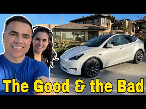 2021 TESLA MODEL Y OWNER's Review. From Test Drive to Delivery