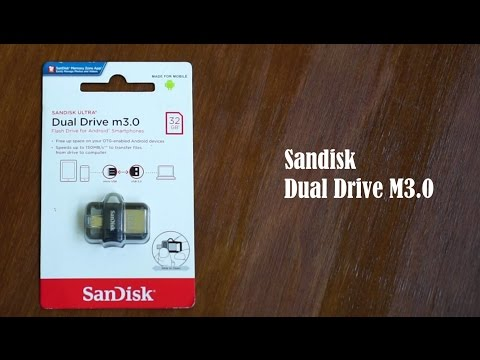 Sandisk Dual drive m3.0 - Review