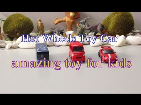 Watching with Post Van - Tomica Cars - Kids videos toys