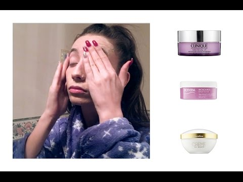 BATTLE OF THE CLEANSING BALMS WITH DEMOS | CLINIQUE, BIOTHERM & GUERLAIN | Athina Politis