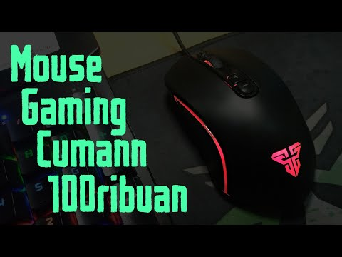 FANTECH X9 THOR | Unboxing & Review | Mouse gaming
