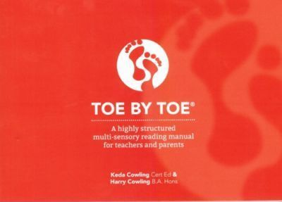 Toe by Toe : A Highly Structured Multi-sensory Reading Manual for Teachers and Parents