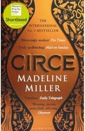 Circe : The No. 1 Bestseller from the author of The Song of Achilles